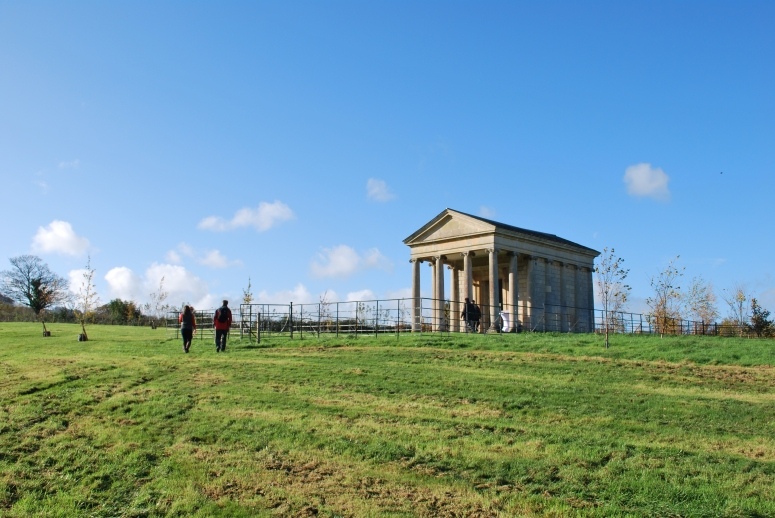 Halswell Temple of Harmony Mill Wood Robert Adam