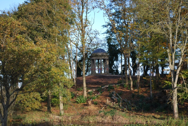 Rotunda Halswell Baroque