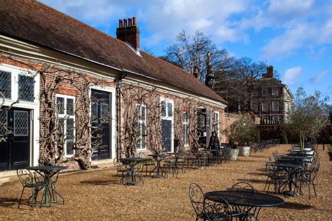 1674 Ham House Orangery