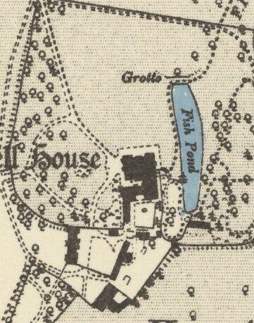 1888 OS map