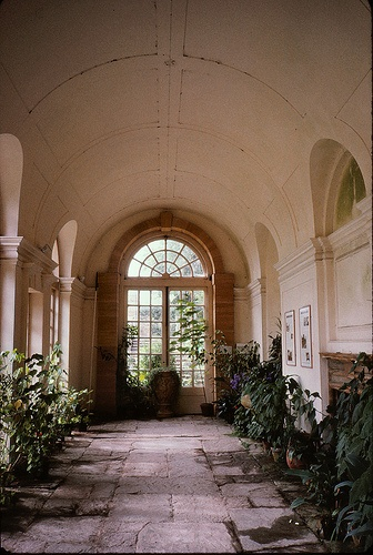 The Orangery (1904-09) by Edwin Lutyens (1869 –1944) at Hestercombe House.