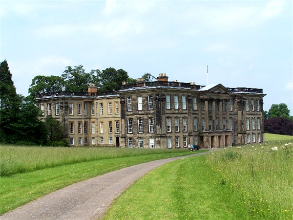 Following a prolonged campaign between 1982 and 1984, Calke Abbey was saved as a result of increased public awareness and interest in Britain's heritage.