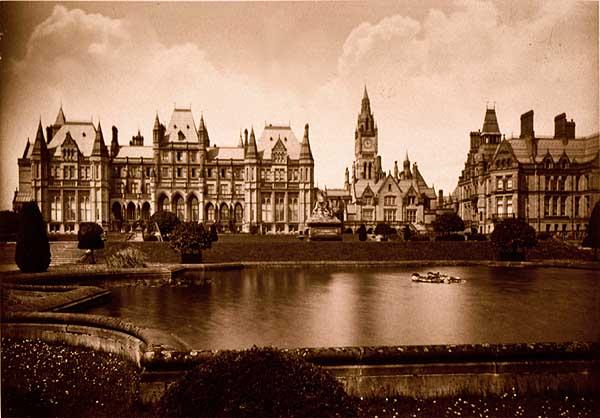 Alfred Waterhouse's Eaton Hall was demolished in 1963 by the Duke of Westminster, Britain's wealthiest peer, at a time when Victorian architecture was unappreciated. It was replaced by a far smaller, modern house.