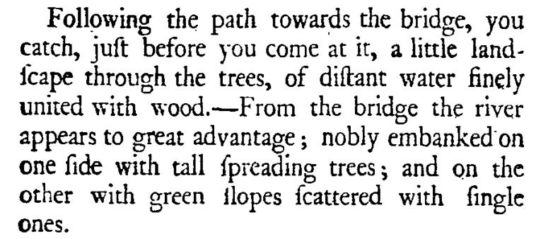 Arthur Young, 1771