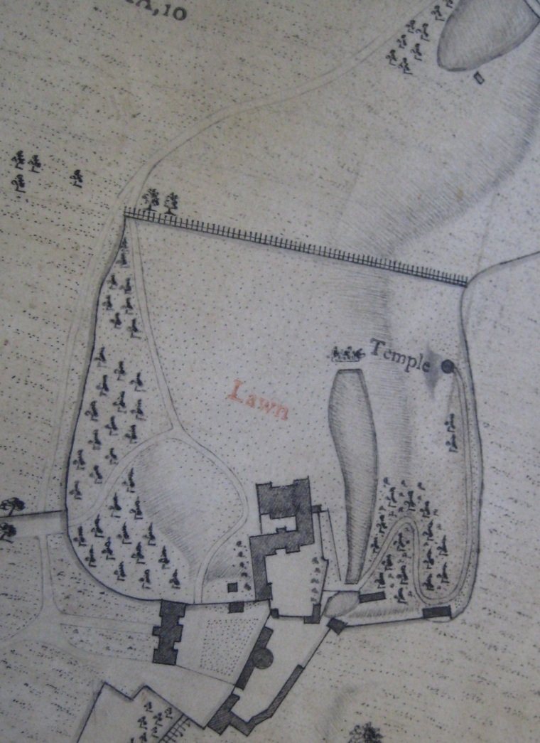 William Day's map of Halswell, 1771.