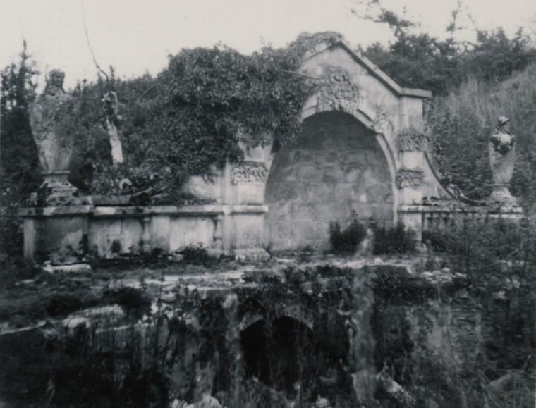 Bath Stone Bridge 1950s smaller version